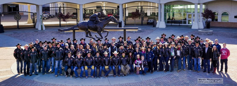 GLC Contestants at Churchill Downs